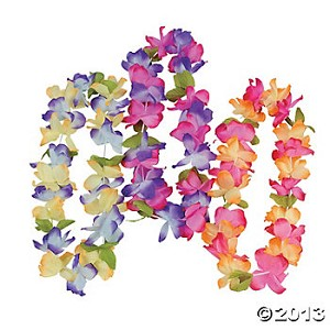 "36"" Mahalo Floral Leis"