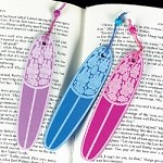 Surfboard Bookmarks