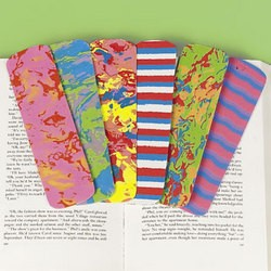 "7"" Foam Bookmarks"