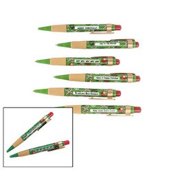 "5 1/2"" Holiday Message Pens"