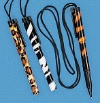 Safari Pen Necklaces