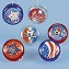 Patriotic Mini Yo-Yos