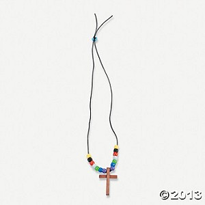 Cross Faith Necklace Craft Kit