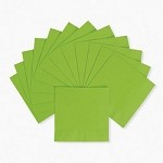 20 ct Lime Luncheon Napkins